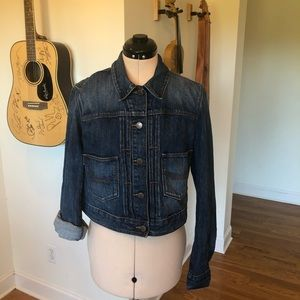 Like new Gap denim jacket